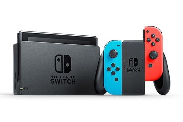 Nintendo repousse sa nouvelle console Switch à 2021