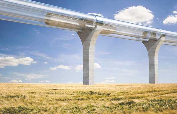 L'Alberta donne son appui à un projet Hyperloop