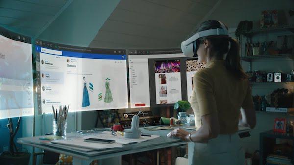 À quoi ressemblera le bureau virtuel idéal? Google et Facebook ont chacun leur vision