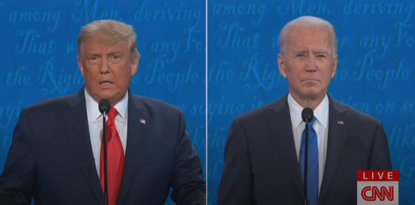 Trump et Biden s'affrontent à propos de la perquisition de Rudy Giuliani