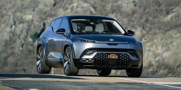 Le groupe automobile canadien Magna assemblera le premier VUS électrique de Fisker