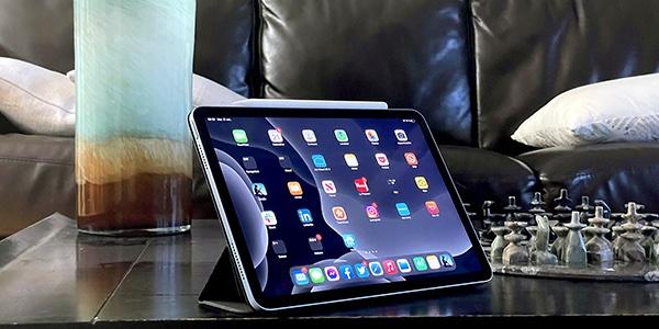 Premier essai: le nouvel iPad Air est un iPad Pro qui s'adresse aux gens qui n'ont pas les moyens de s'en offrir un