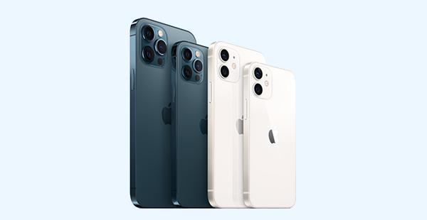 Apple présente un iPhone 12 et un iPhone 12 Pro tous deux compatibles avec les réseaux 5G
