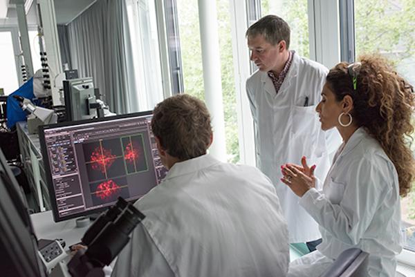 Novartis Canada et le Mila inaugurent Biome, un centre de recherche en intelligence artificielle appliquée au secteur de la santé