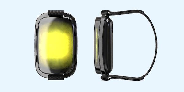 Vidéotron a conçu un bracelet pour faciliter la gestion de la distanciation physique dans les entreprises