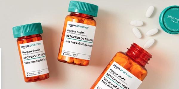 Amazon ajoute une pharmacie virtuelle complète à son site web et son application mobile aux États-Unis