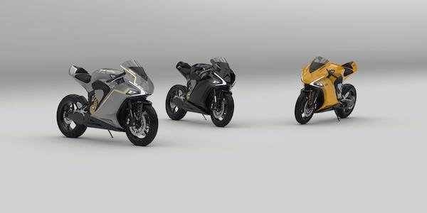 Le fabricant canadien de motos électriques Damon Motorcycles fait fureur jusqu'en Californie