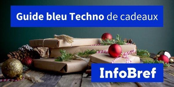 Guide bleu Techno de cadeaux: dix produits faits au Québec