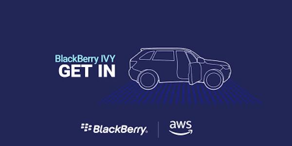 BlackBerry et Amazon créent une ingénieuse plateforme de collecte et d'analyse en temps réel des données provenant des véhicules connectés