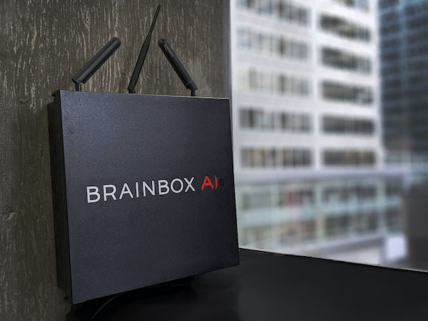 BrainBox AI rend les immeubles «intelligents»