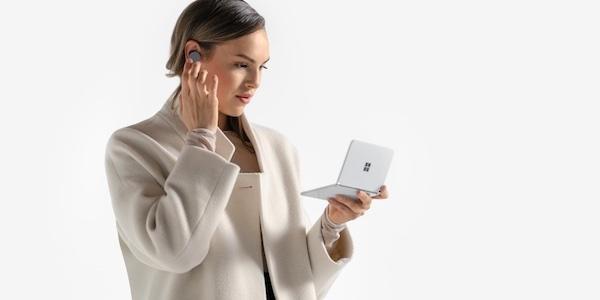 Microsoft vendra son téléphone Surface Duo au Canada dès janvier