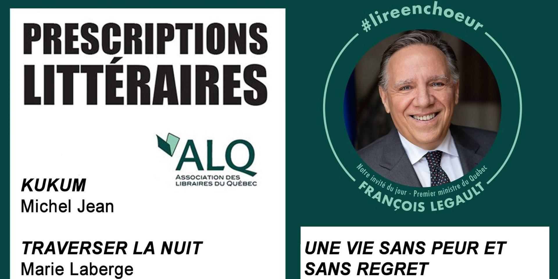 Liste de lectures de Legault: ce que tous les gestionnaires doivent retenir du fiasco de l'ALQ