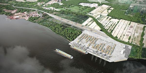 Québec investit 55 millions $ dans l'agrandissement du port de Contrecœur