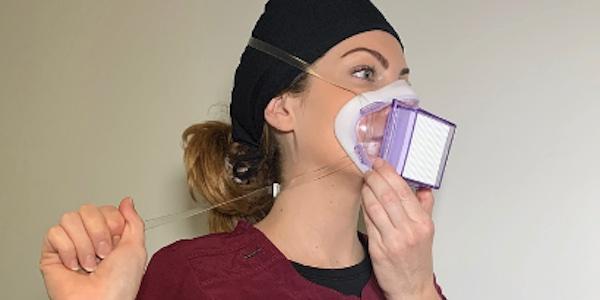 La CNESST va accélérer la certification du masque N99 du fabricant québécois Dorma Filtration