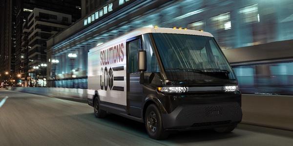 General Motors assemblera au Canada le fourgon électrique EV600 de sa nouvelle filiale BrightDrop