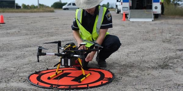 Un exploitant de drones de Colombie-Britannique a reçu le feu vert d'Ottawa pour tester la livraison à domicile