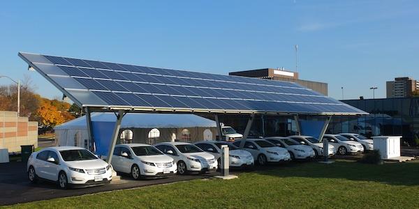 Le fabricant montréalais des abris solaires iSun met sa filiale américaine en bourse aux États-Unis