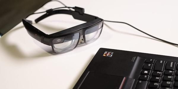 CES 2021: Lenovo dévoile des lunettes à réalité augmentée conçues exprès pour les travailleurs