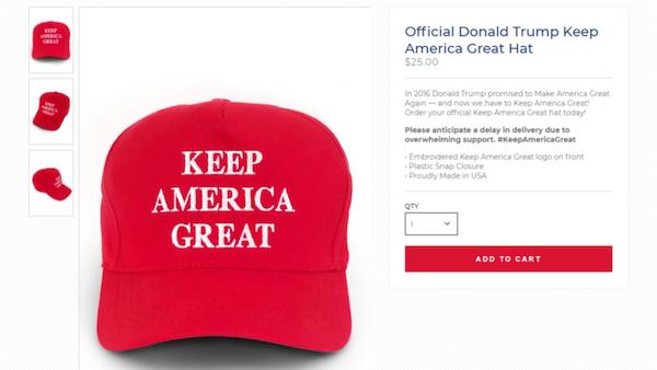 Shopify retire de ses plateformes les boutiques de vente en ligne associées à Donald Trump