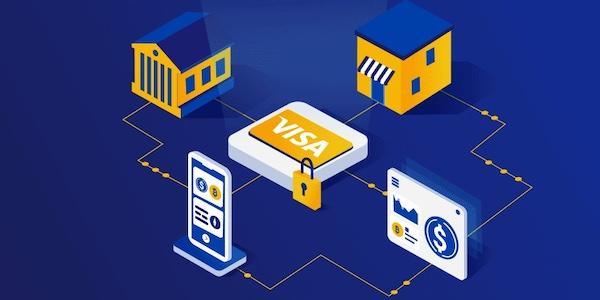 Visa lance un projet pilote qui permet aux banques d'offrir l'achat et la vente de bitcoins à leurs clients à partir de leur compte en ligne