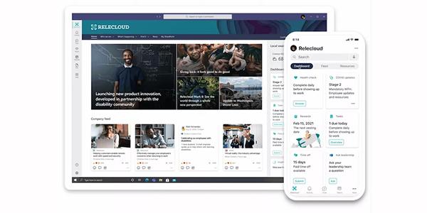 Microsoft dévoile sa nouvelle plateforme Viva pour rendre accessibles par télétravail toutes les fonctions d'entreprises
