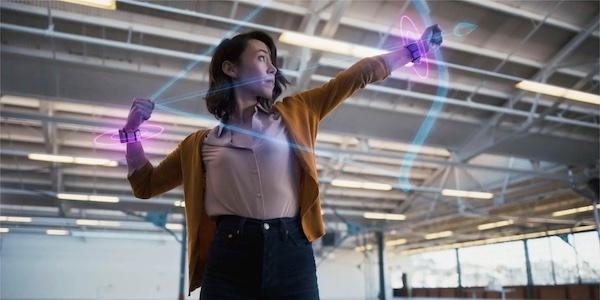 Facebook teste un «bracelet du futur» qui remplacerait le clavier et la souris d'un ordinateur