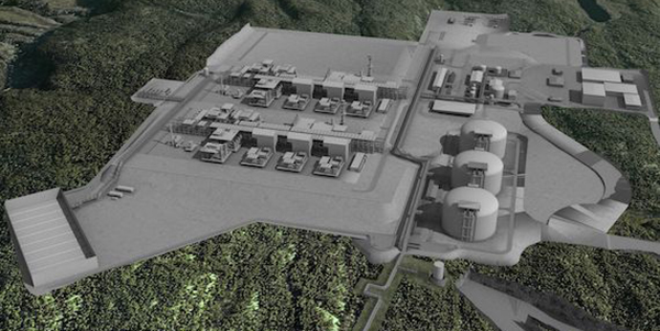 Le gazoduc de GNL Québec reçoit un appui de gens d'affaires québécois la veille du dévoilement des conclusions du BAPE sur le projet
