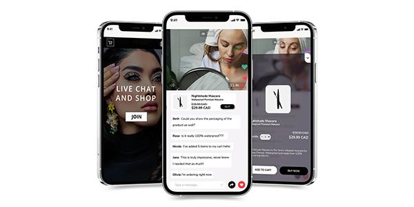 La startup montréalaise Livescale lève 2,5 millions $ et veut s'imposer comme plateforme de «liveshopping» de référence au Canada