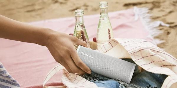 Sonos mettra en marché fin avril sa première enceinte connectée entièrement portative