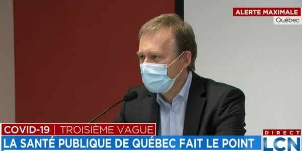 Le délestage reprend à Québec