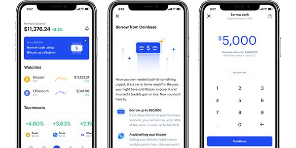 Le bitcoin a atteint une valeur record la veille de l'entrée en bourse de l'application américaine Coinbase
