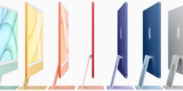 Apple renouvelle sa gamme d'ordinateurs iMac et de tablettes iPad Pro