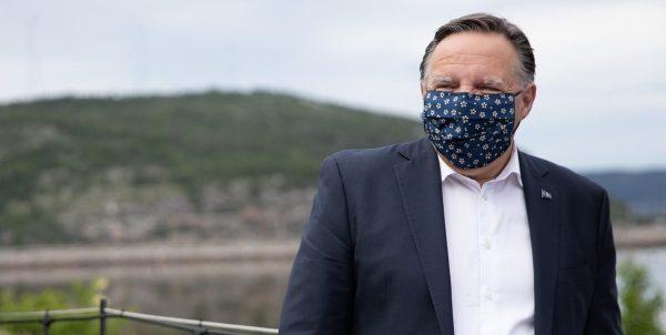 Quand faut-il porter un masque à l'extérieur?