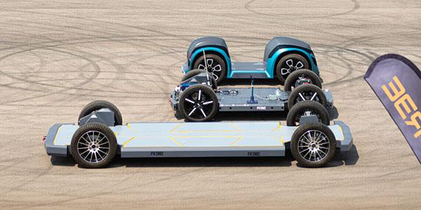 Magna veut devenir un leader nord-américain de l'assemblage de véhicules électriques