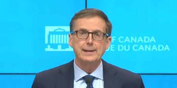 La Banque du Canada parie sur une croissance économique soutenue
