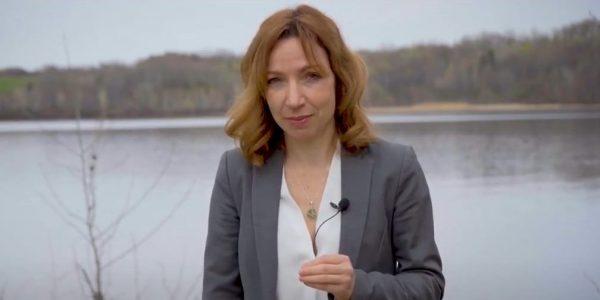 Martine Ouellet lance un nouveau parti politique: Climat Québec
