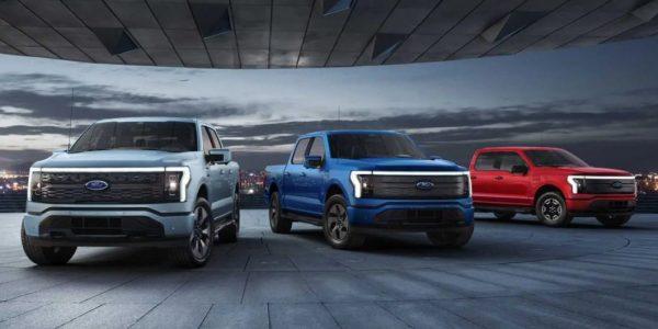 Ford mise sur l'électrification de ses véhicules