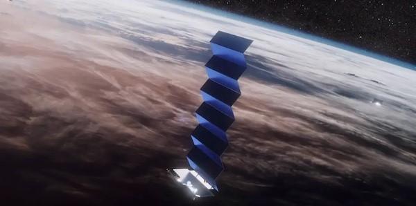 Space X et Google seront partenaires pour offrir l'internet par satellite