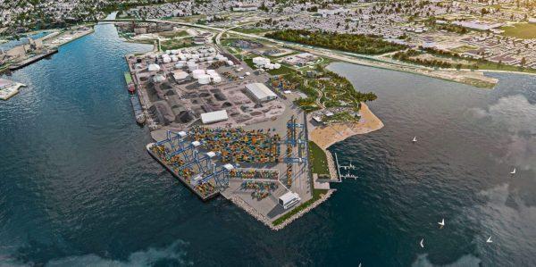 Ottawa dit non au projet de terminal de conteneurs Laurentia