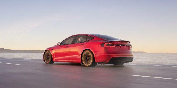 Tesla dévoile sa voiture la plus rapide à ce jour: la Model S Plaid