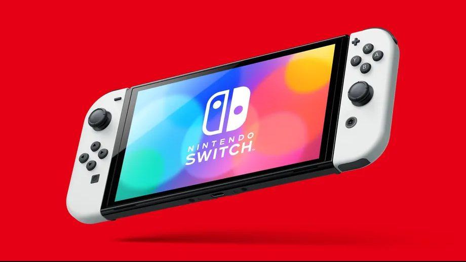 Nintendo présente une version améliorée de sa console Switch: la Switch Oled