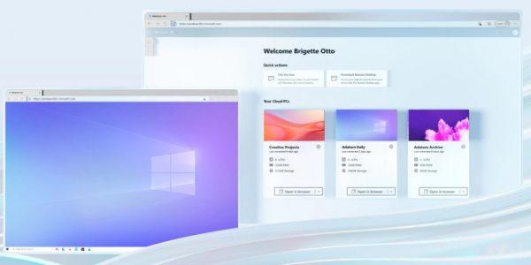 Windows dans le nuage: tellement populaire que Microsoft a mis fin aux essais gratuits
