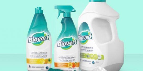 Les produits d'entretien écologiques Biovert se préparent à l'exportation