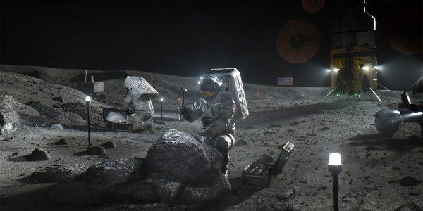 Blue Origin poursuit la Nasa pour avoir octroyé un contrat d'atterrisseur lunaire à SpaceX