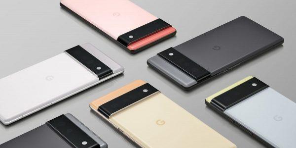 Pixel 6 et 6 Pro: futurs téléphones haut de gamme de Google, avec une puce maison
