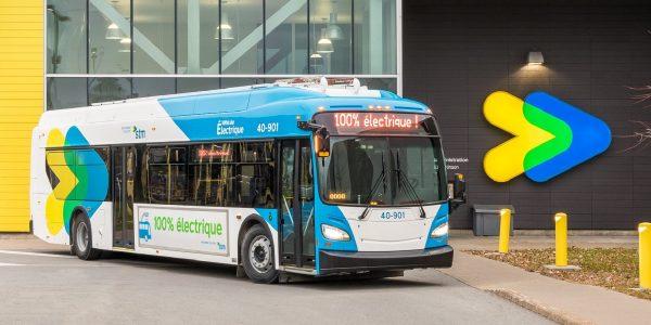 Montréal veut investir près d'un milliard $ pour électrifier les transports