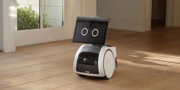Le nouveau robot d'Amazon doit se tenir loin des escaliers