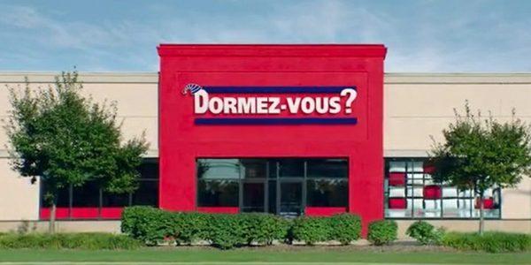 La chaine Dormez-vous? a vendu des matelas usagés en les présentant comme neufs
