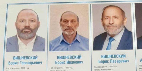 Une méthode russe pour truquer les élections: les candidats-sosies