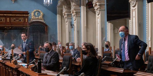 François Legault prorogera le parlement la semaine prochaine